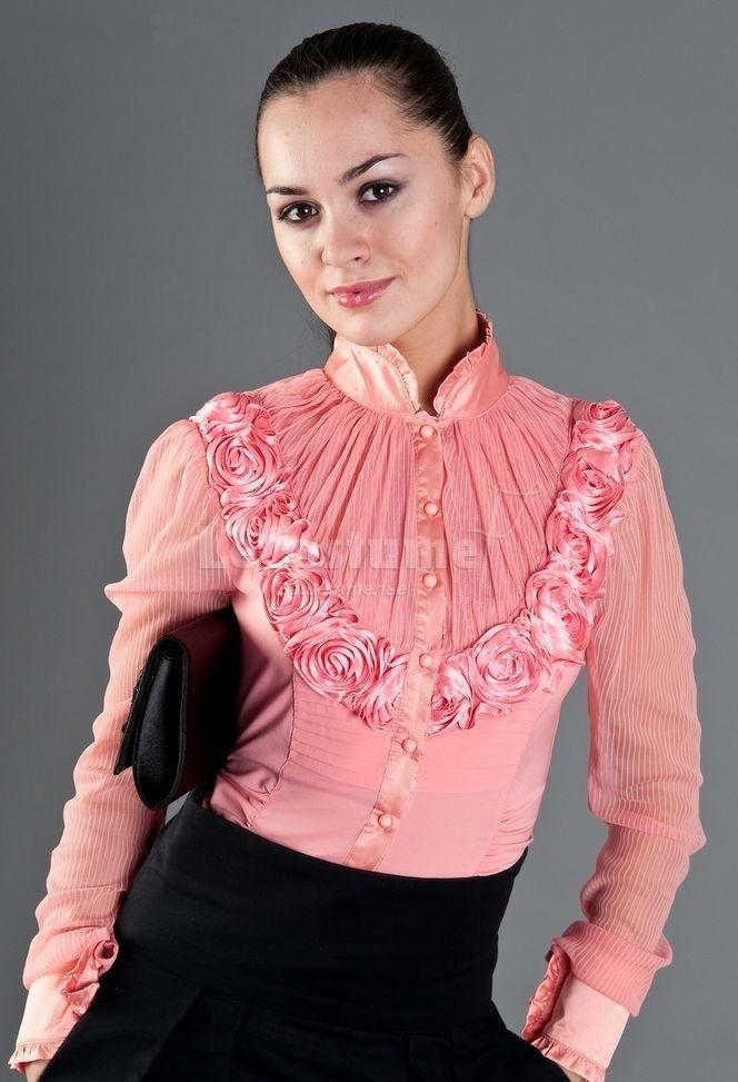 Красивые Блузки